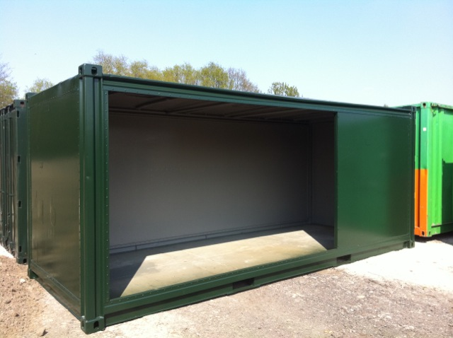 Conflex verhuur for Stalcontainer te koop